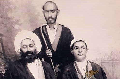 حجت الاسلام حاج شیخ عزیزاله ضیایی