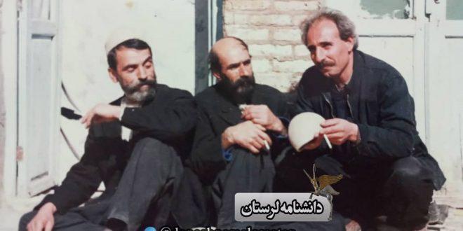 علی حسین رضاییان هنرمند لرستانی